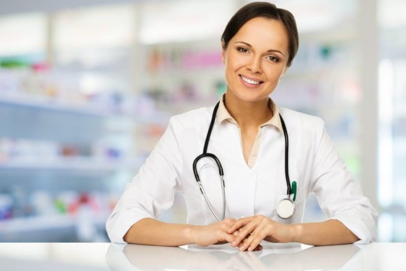 Работа в сфере здравоохранения