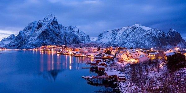 Иммиграция в Норвегию