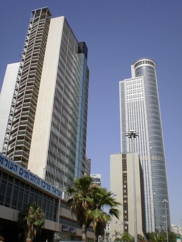 Алмазная биржа Израиля