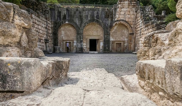 Некрополь в Бейт-Шеарим