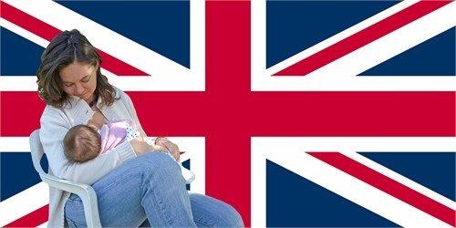 Роды в Великобритании