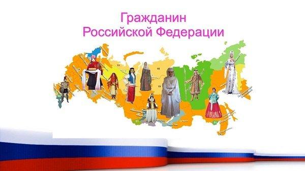 Российское гражданство пишется с большой или маленькой буквы