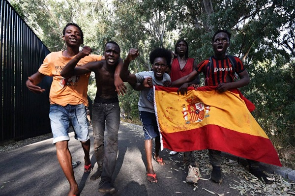 Политическое убежище в Испании
