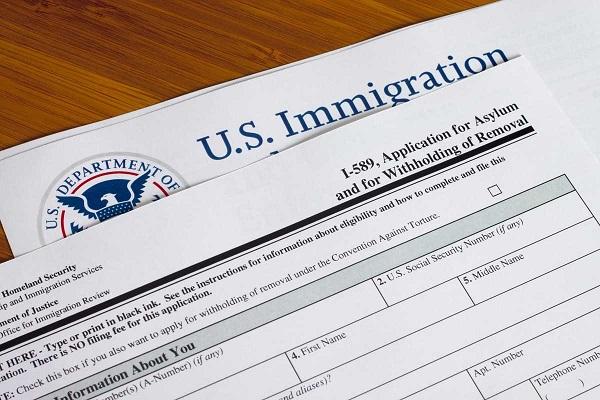 Политическое убежище в Соединенных Штатах