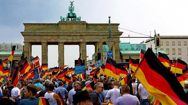 Политическое убежище в Германии
