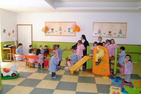 Особенности посещения итальянских детских садов