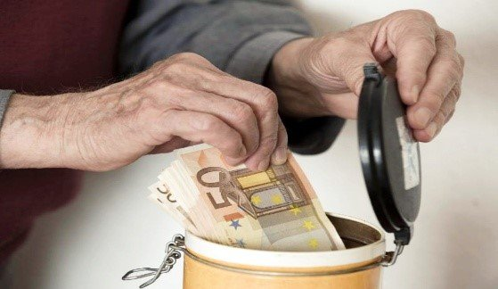 Средний размер пенсии в Италии