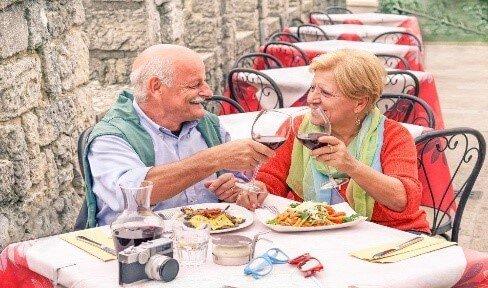 Как живут коренные пенсионеры в Италии