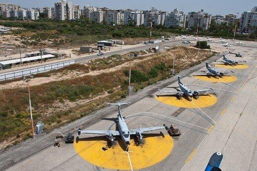 Аэропорт в Негеве