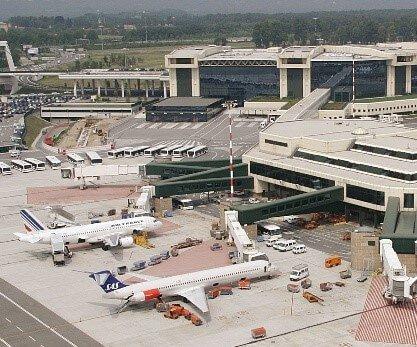 Аэропорт в Хайфе