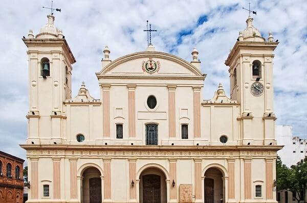 Кафедральный собор в Асунсьоне