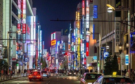 Эмиграция в Японию из России