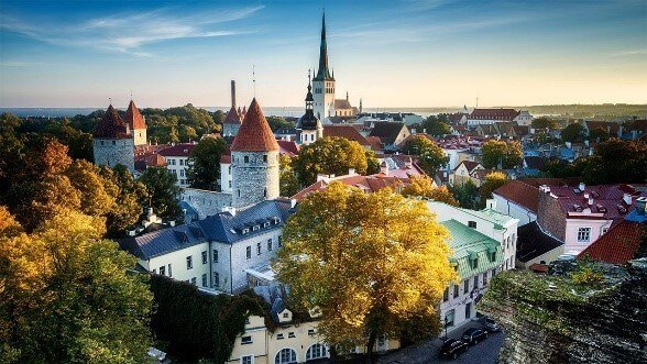 Эмиграция в Эстонию из России в 2021 году