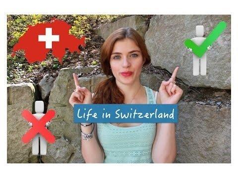 Плюсы и минусы эмиграции в Швейцарию из России