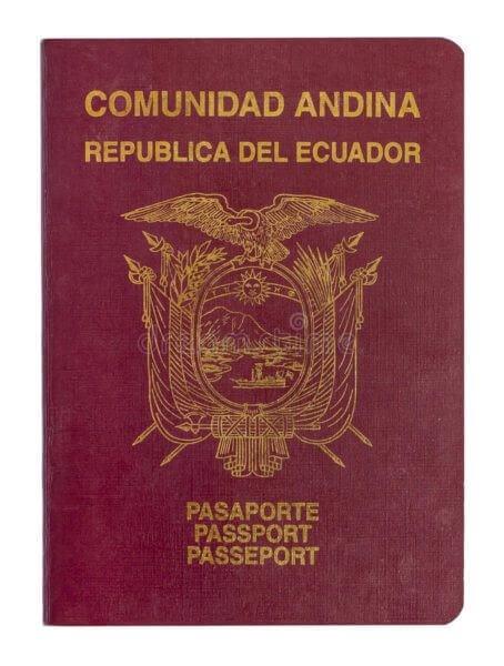 Гражданство Эквадора