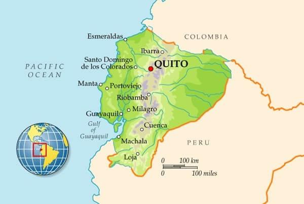 Отзывы переехавших в Эквадор
