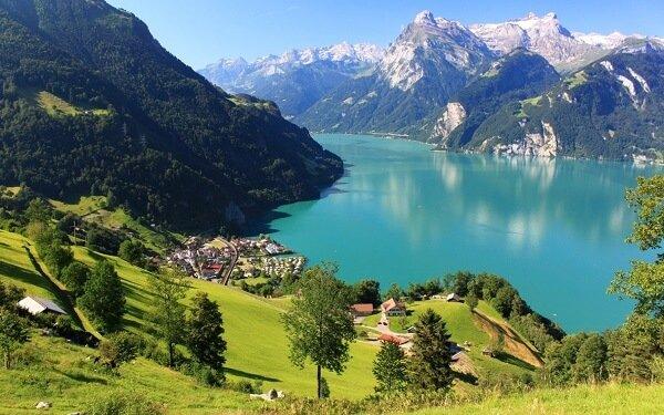 Шенгенская виза в Швейцарию: процедура оформления, необходимые документы, стоимость, сроки