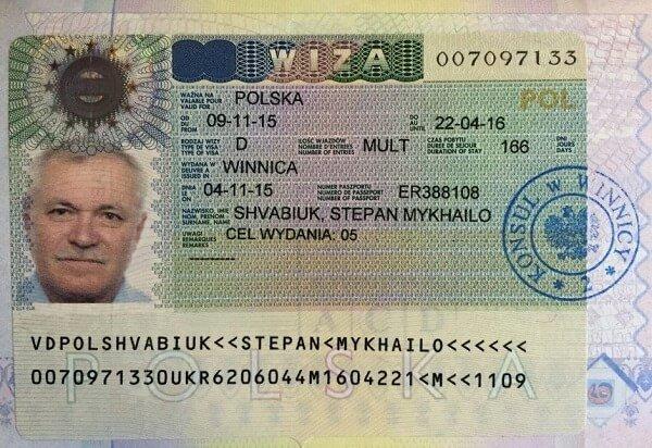 Как оформить рабочую визу