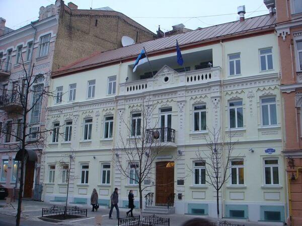 Процедура оформления эстонской визы