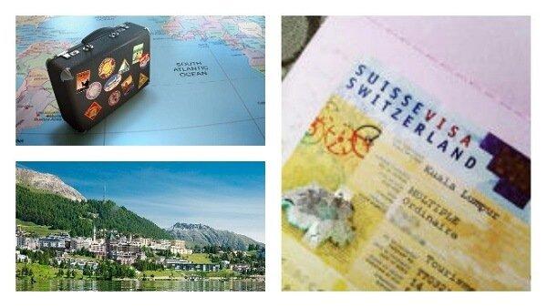 Документы для получения визы в Швейцарию
