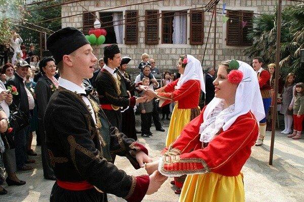 Черногорский танец