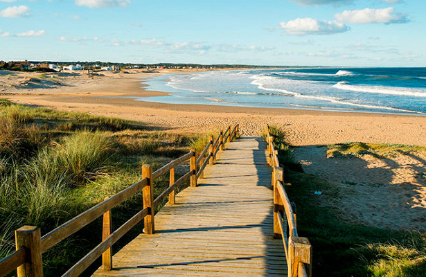 Океан в Уругвае
