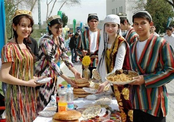 Таджикское гостеприимство