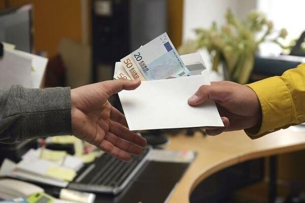 Зарплата в Евро