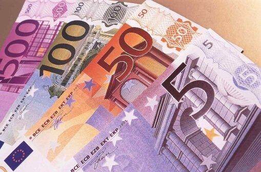 Зарплаты в Евро