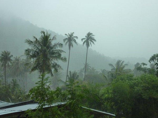ливни в Тайланде