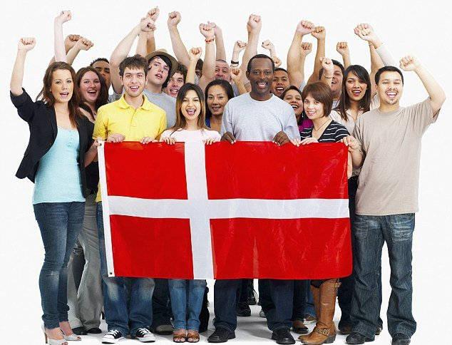 Эмигранты в Дании