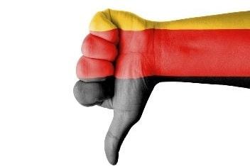 Минусы переезда в Германию