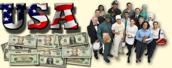 Претенденты на покупку рабочей визы в Америке