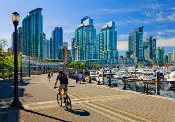 Лучшие города Канады