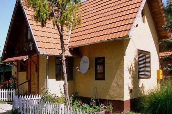 дом в Сербии