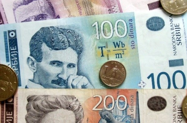 Сербский динар