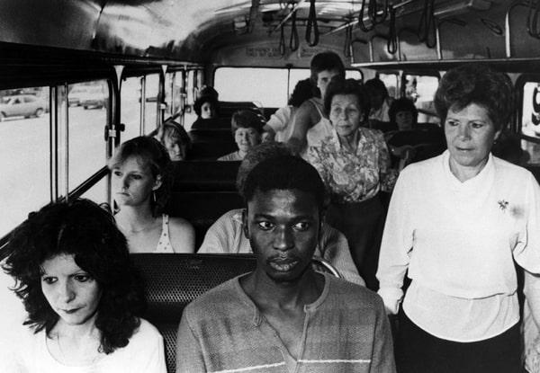 Автобус в ЮАР