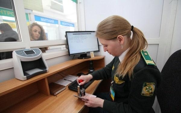 Таможня в Беларуси