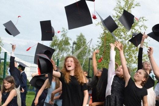 Студенты в Люксембурге