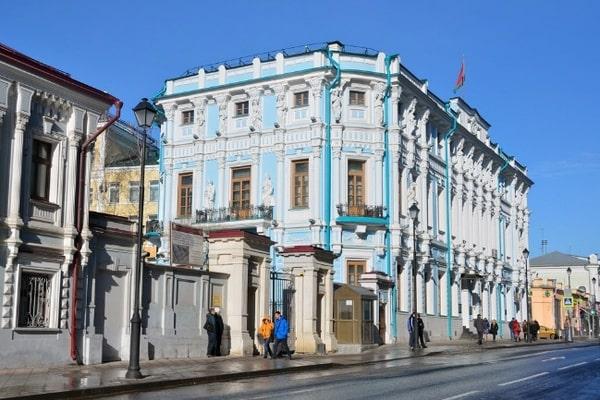 Белорусское посольство