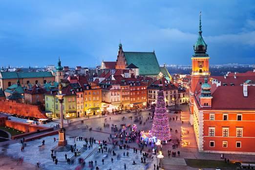 Уровень жизни населения в Польше