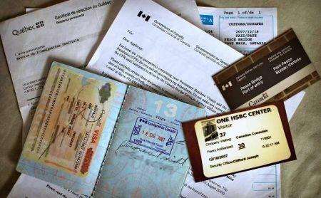 Виды виз в Канаду