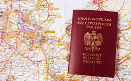 Паспорт польского гражданина