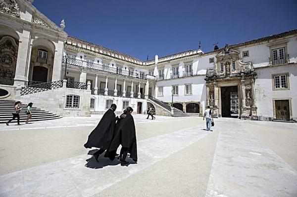 Образование в Португалии