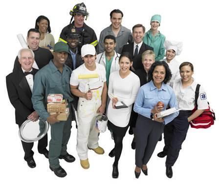 список заработных плат в Канаде по профессиям