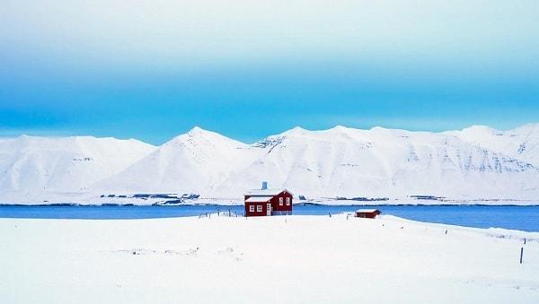 Север Исландии