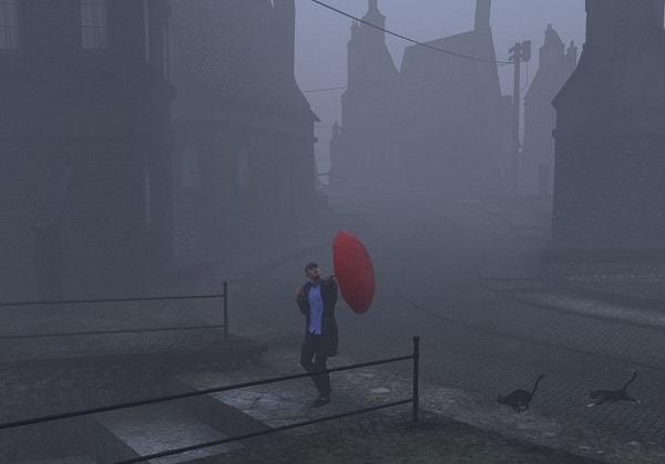 Дождь в Ирландии