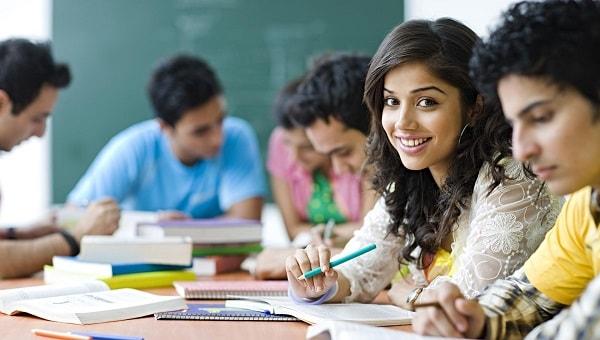 Индийские студенты
