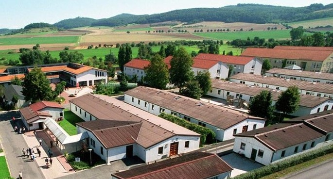 Временный лагерь для беженцев