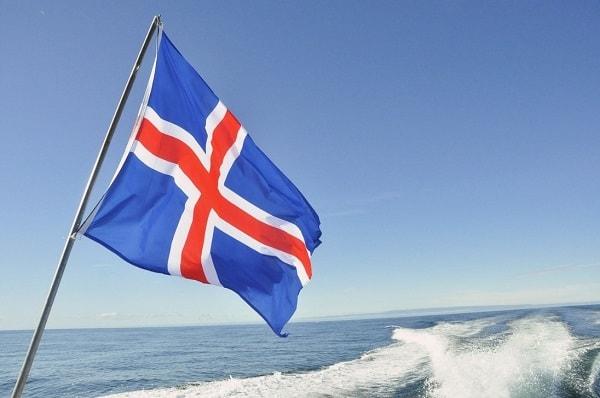 Флаг Исландии